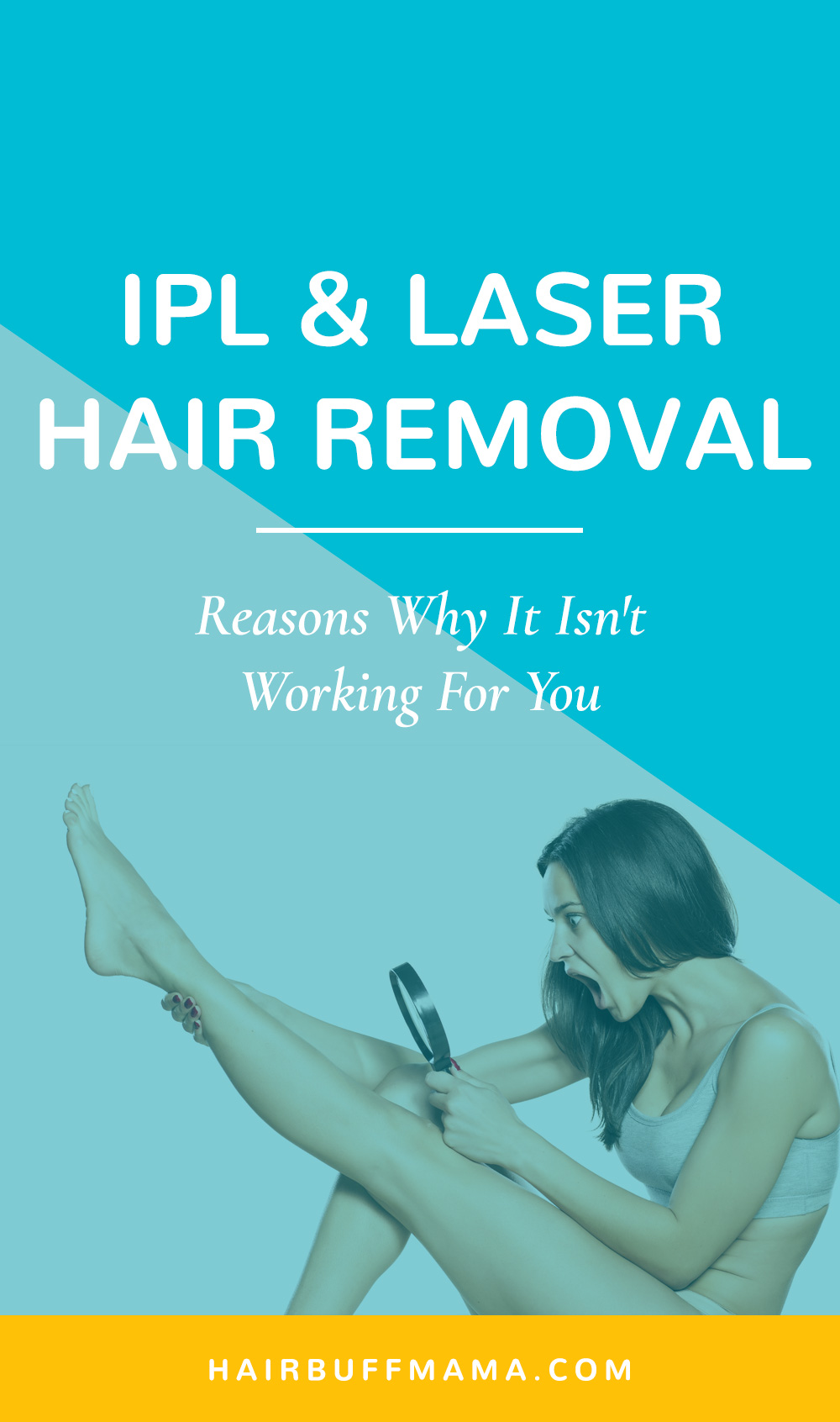 Home-Use IPL Hair Removal that Didn't Work