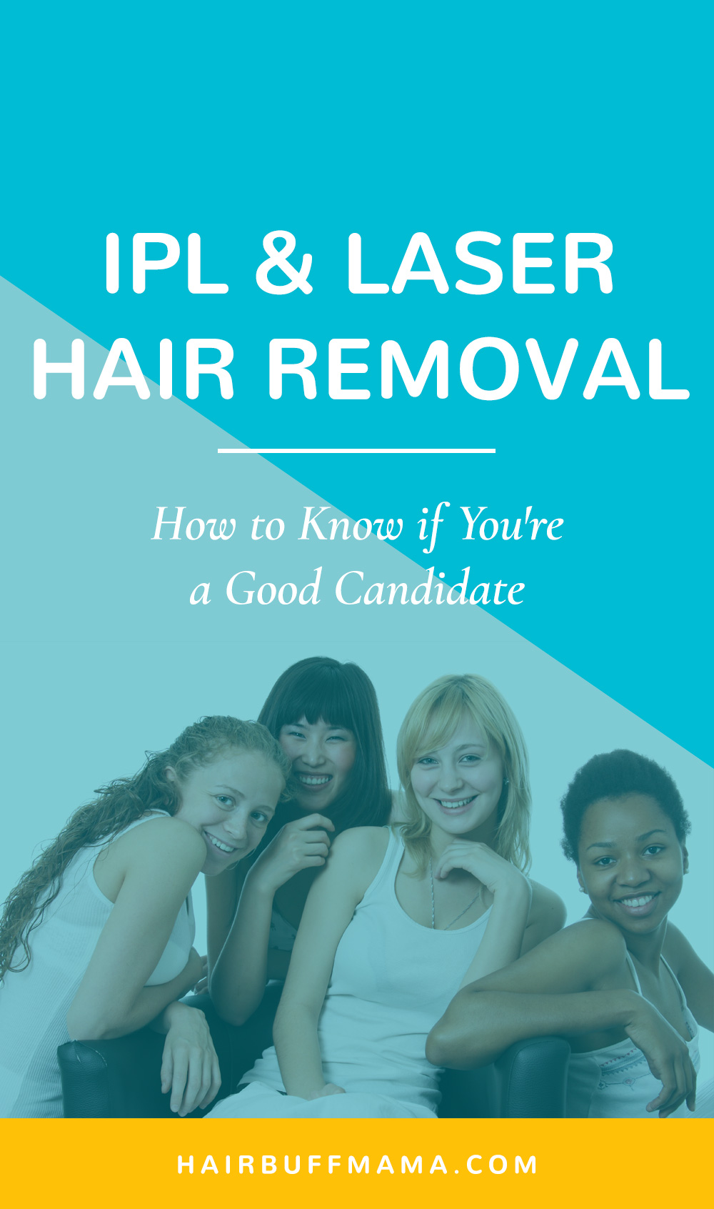 IPL and Laser Hair Removal: How to Know if You're a Good Candidate