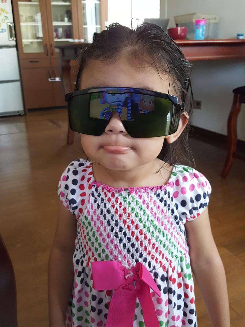 IPL Safety Glasses