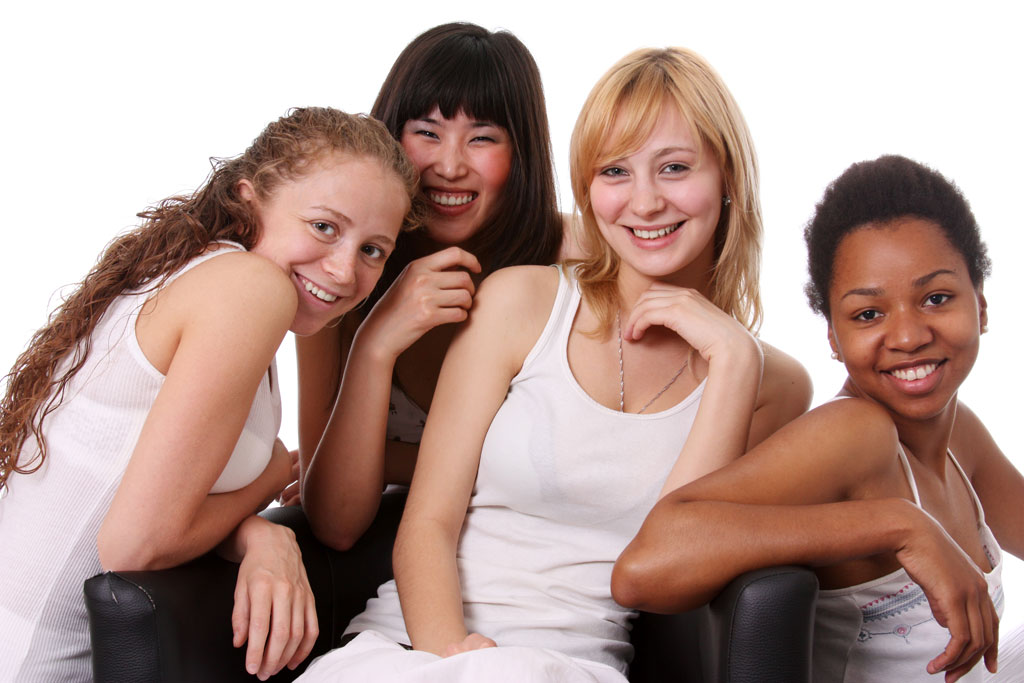 Ethnicities for IPL and laser hair removal