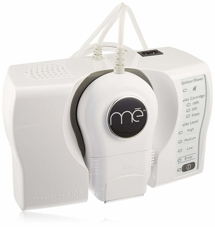 This is a picture of the Mē Laser Hair Removal Device