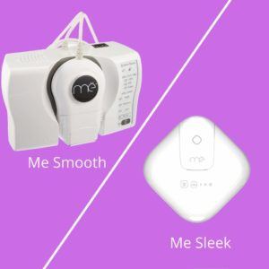 picture of me smooth and me sleek laser hair removal devices